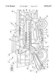 patent us5873227 combine harvester rotor speed control and