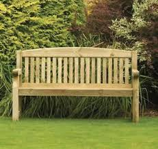 athol chunky 5 foot wooden garden bench brand new winter sale