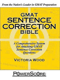 gmat sentence correction bible a comprehensive system for