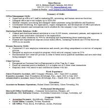Job Profile In Resume by Resume Tips Forbes 15993
