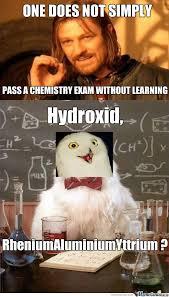 Mordor Meme - chemistry is mordor by sashlyrics meme center