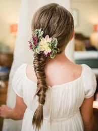 flower girl hair 14 adorable flower girl hairstyles