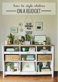 Bookcase Decorating Ideas Living Room Three Easy Tips For Bookcase Styling To Get It Just Right