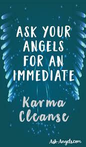 karma cleanse and spiritual karmic clearing angel message