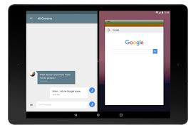 android multitasking the android n developer preview with split screen multitasking is