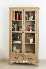 Showcase Glass Cabinet Living Room Cabinets With Glass Doors Carameloffers