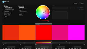 color pairing tool tools for creating brilliant color schemes