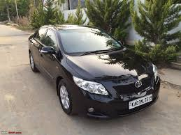 year of toyota corolla 2009 toyota corolla altis 1 8 gl ownership report 68 000 kms and