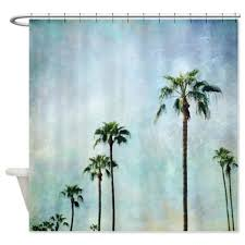 Shower Curtains With Trees Manificent Design Palm Tree Shower Curtains Phenomenal Tropical
