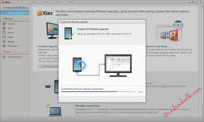 android kies how to update any android phone through wifi 3g computer