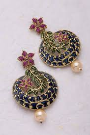 earrings online india earrings buy fancy earring for men women online at craftsvilla