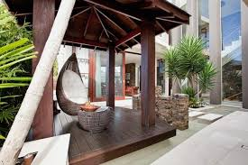 awesome roof hanging chair interior