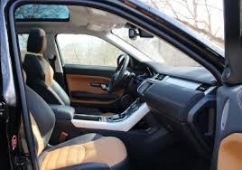 Evoque Interior Photos 2016 Land Rover Range Rover Evoque Review Carfax