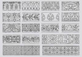 ornamental borders free vector stock graphics images