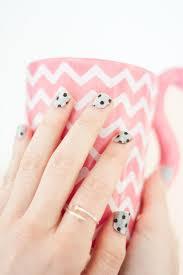 diy washi tape nail art