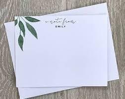 watercolor notecards watercolor notecards etsy