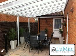 Argos Gazebos And Garden Awnings Carport Patio Canopy Garden Cover Smoking Shelter Leanto