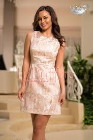 inpuff rochii rochie brocard roz pudra satinat noile colectii de rochii la