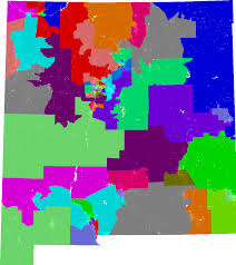 new mexico house of representatives redistricting