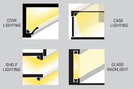 led cove lighting strips led cove lighting strips nichia performer led strips for optimum
