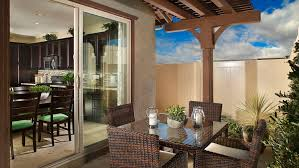 The Good One Patio Jr by Hillsdale At College Park New Homes In Chino Ca 91710
