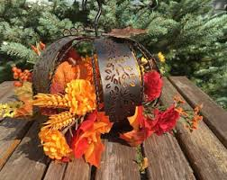 fall centerpieces fall centerpiece etsy