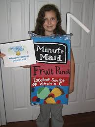 fruit halloween costumes for kids diy cardboard box halloween costumes popsugar moms