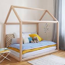 Kid Bed Frames House Bed White Bed
