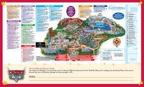 disneyland california adventure map disney california adventure park map best plus anaheim inn