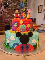 birthday cakes images mickey mouse clubhouse birthday cake disney