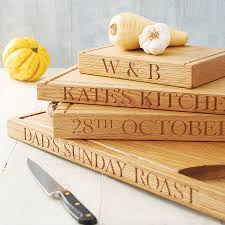 personalized photo cutting boards best bread cutting board at home sorrentos bistro home