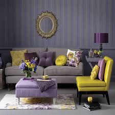 purple livingroom 20 purple and gold living rooms home design lover