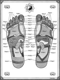 Foot Reflexology Map Scientists Have Confirmed That Reflexology Has A Real Basis In
