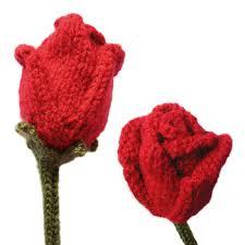 oddknit free knitting patterns roses