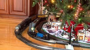 lionel trains christmas tree setup part 2 youtube