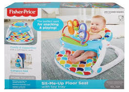 Chair For Baby To Sit Up Fisher Price Sit Me Up Floor Seat With Toy Tray Walmart Canada