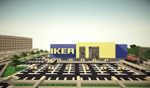 Time To Build Ikea Furniture Store Minecraft Project For My Hubby Pinterest