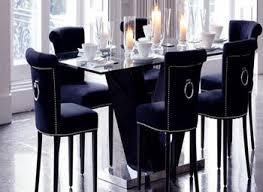grey dining room chairs navy blue dining room chairs createfullcircle com