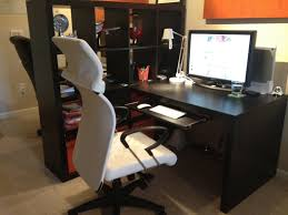 workspace cool home office with ikea expedit desk for your
