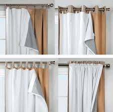 insulated curtains and blackout curtains blackout curtain lining