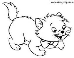aristocats printable coloring pages 3 disney toulouse