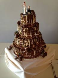 wedding cake cookies cookie wedding cake presentation again i almost like it