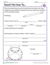 following directions lesson plan education com