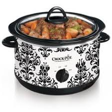 Bed Bath And Beyond Crock Pot Crock Pot 4 Quart Manual Slow Cooker In Pattern Finish