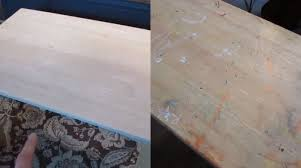 is it safe to use vinegar on wood cabinets how to paint from wood