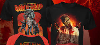dawn of the dead house of 1000 corpses and hatchet shirts
