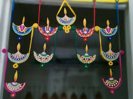 Decorations For Diwali At Home Home Decoration Ideas For Greener Diwali