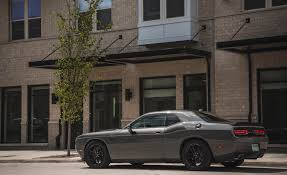 Dodge Challenger Interior - 2017 dodge challenger in depth model review car and driver