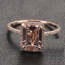 pink morganite limited time sale 1 50 carat pink morganite emerald cut