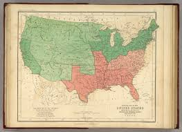 Atlas Map Of The United States by Map Of The United States David Rumsey Historical Map Collection
